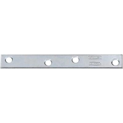 National Catalog 118 5 In. x 5/8 In. Zinc Steel Mending Brace