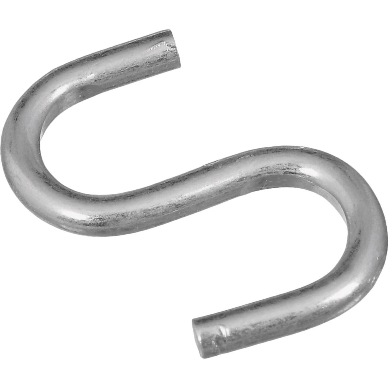 National 1 In. Zinc Heavy Open S Hook (6 Ct.) Image 1
