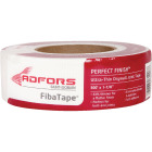 FibaTape Perfect Finish 1-7/8 In. X 300 Ft. Ultra Thin Joint Drywall Tape Image 1