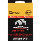 Bostitch Powercrown Hammer Tacker Staple, 9/16 In. (1000-Pack) Image 2