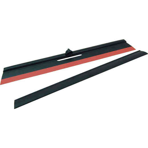 Marshalltown 22 In. L DuraSoft Rubber Adjustable Squeegee Trowel Replacement Blade